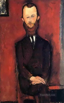 Amedeo Modigliani Painting - count weilhorski Amedeo Modigliani