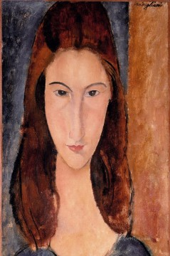 Amedeo Modigliani Painting - jeanne hebuterne 1919 Amedeo Modigliani
