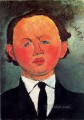 oscar miestchaninoff 1917 Amedeo Modigliani