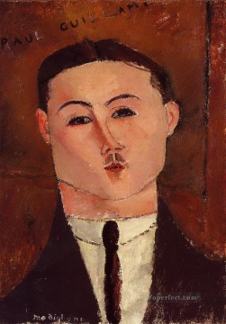 Amedeo Modigliani Painting - paul guillaume 1916 Amedeo Modigliani