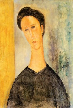 portrait of a woman 1 Amedeo Modigliani Oil Paintings