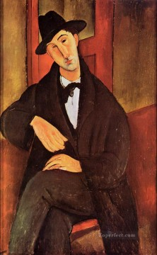 portrait of mario varvogli Amedeo Modigliani Oil Paintings