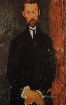 portrait of paul alexander Amedeo Modigliani Oil Paintings