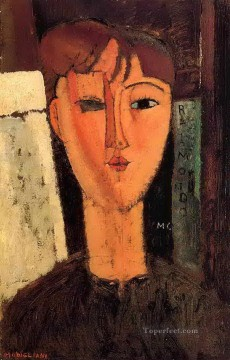raimondo 1915 Amedeo Modigliani Oil Paintings