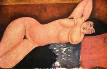 reclining nude Amedeo Modigliani Oil Paintings