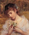 Love In a Mist genre Sophie Gengembre Anderson