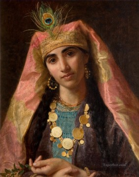 Scheherazade Sophie Gengembre Anderson Oil Paintings