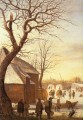 Winter Landscape 2 Hendrick Avercamp