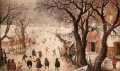 Winter Landscape 3 Hendrick Avercamp