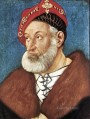 Count Christoph I Of Baden Renaissance painter Hans Baldung