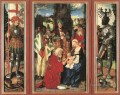Adoration Of The Magi Renaissance painter Hans Baldung