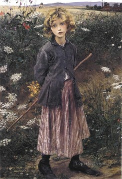 BastianLepage rural life Jules Bastien Lepage Oil Paintings