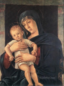Greek Madonna Renaissance Giovanni Bellini Oil Paintings