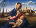 The virgin and child Renaissance Giovanni Bellini