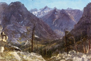 Estes Park Colorado Albert Bierstadt Oil Paintings