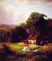 The Old Mill Albert Bierstadt