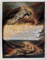 The Descent Of Christ Romanticism Romantic Age William Blake