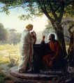 Woman at the Well Carl Heinrich Bloch