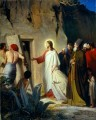 The Raising of Lazarus Carl Heinrich Bloch