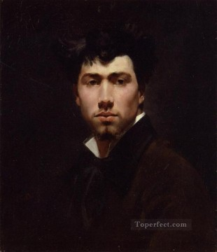 Portrait Painting - Portrait of a Young Man genre Giovanni Boldini
