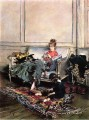 Peaceful Days aka The Music Lesson genre Giovanni Boldini