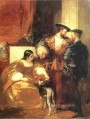 Francis I and the Duchess of Etampes Romantic Richard Parkes Bonington