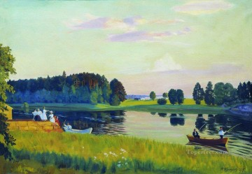 konkol finland 1917 Boris Mikhailovich Kustodiev Oil Paintings