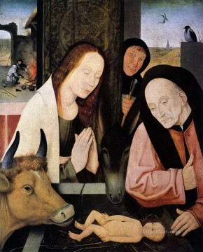 Adoration Art - adoration of the child Hieronymus Bosch