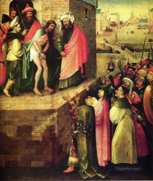 human Works - this is a human ecce homo Hieronymus Bosch