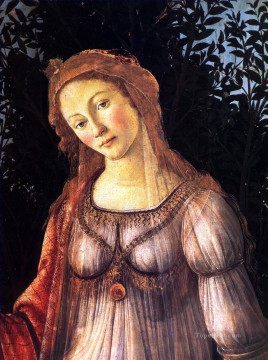 Sandro Primavera dt1 Sandro Botticelli Oil Paintings