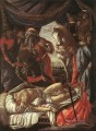 Discovery of murder Holophernes Sandro Botticelli