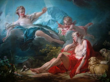 Diana and Endymion Francois Boucher Oil Paintings