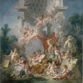 Geniuses of arts Francois Boucher