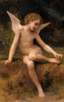 Adolphe L Amour A L Epine angel William Adolphe Bouguereau Oil Paintings