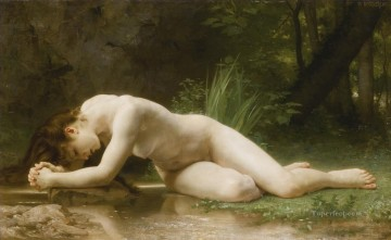 William Adolphe Bouguereau Painting - Biblis William Adolphe Bouguereau