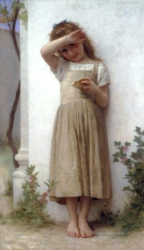 En penitence Realism William Adolphe Bouguereau Oil Paintings