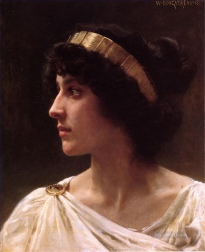 Irene Realism William Adolphe Bouguereau Oil Paintings