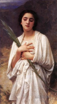 La palme Realism William Adolphe Bouguereau Oil Paintings