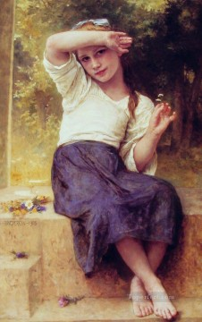 Marguerite Realism William Adolphe Bouguereau Oil Paintings