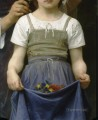 Parure des champs bt right Realism William Adolphe Bouguereau