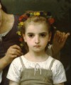 Parure des champs right Realism William Adolphe Bouguereau