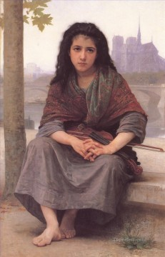 The Bohemian Realism William Adolphe Bouguereau Oil Paintings