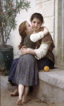 realism - Calinerie Realism William Adolphe Bouguereau