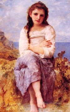 Far Niente Realism William Adolphe Bouguereau Oil Paintings
