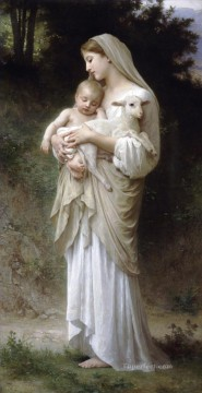realism - Linnocence Realism William Adolphe Bouguereau