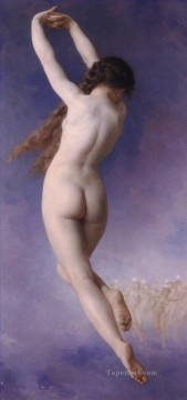 William Adolphe Bouguereau Painting - Letoile perdue William Adolphe Bouguereau