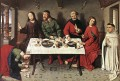 Christ In The House Of Simon Netherlandish Dirk Bouts