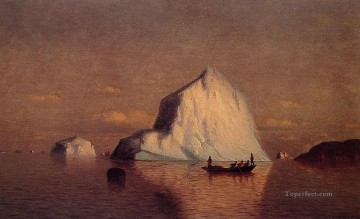 Straits of Belle Isle William Bradford Oil Paintings