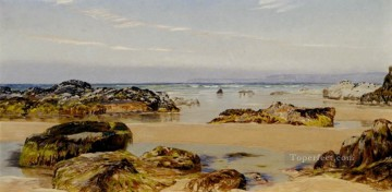 Spring Tide landscape Brett John Oil Paintings