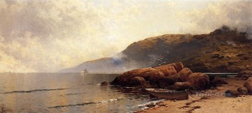 Alfred Thompson Bricher Painting - Summer Day at Grand Manan beachside Alfred Thompson Bricher